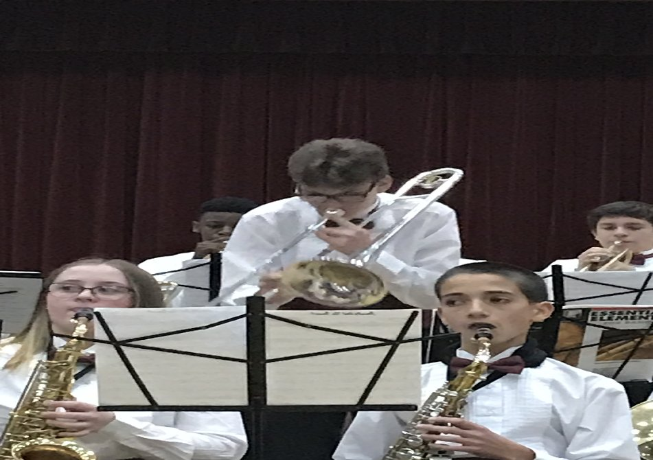 Band Concert 2019-20