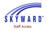 Skyward Staff Access