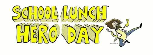 Super Lunch Hero logo