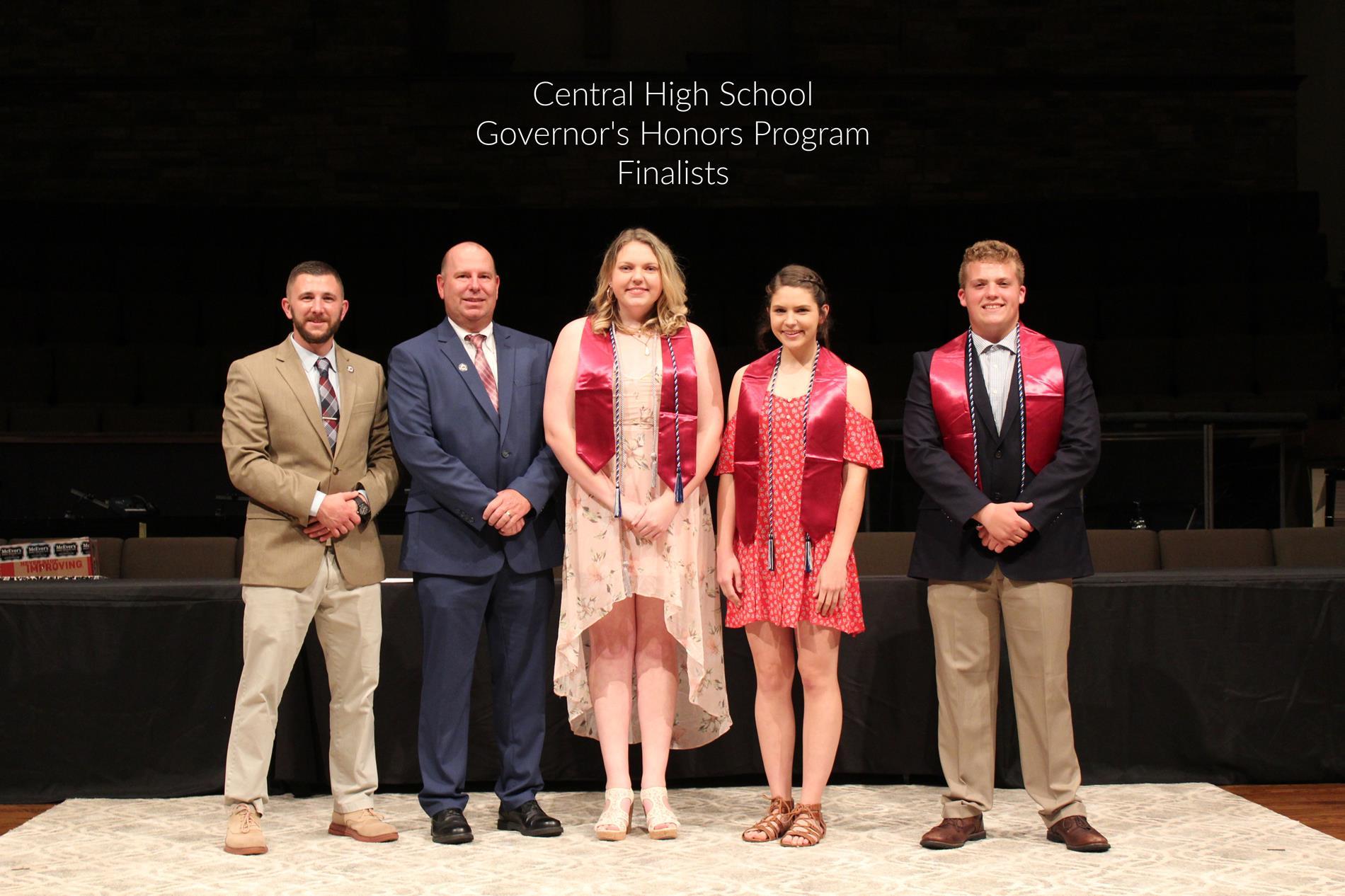 GHP Finalists