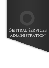Central Services Admin