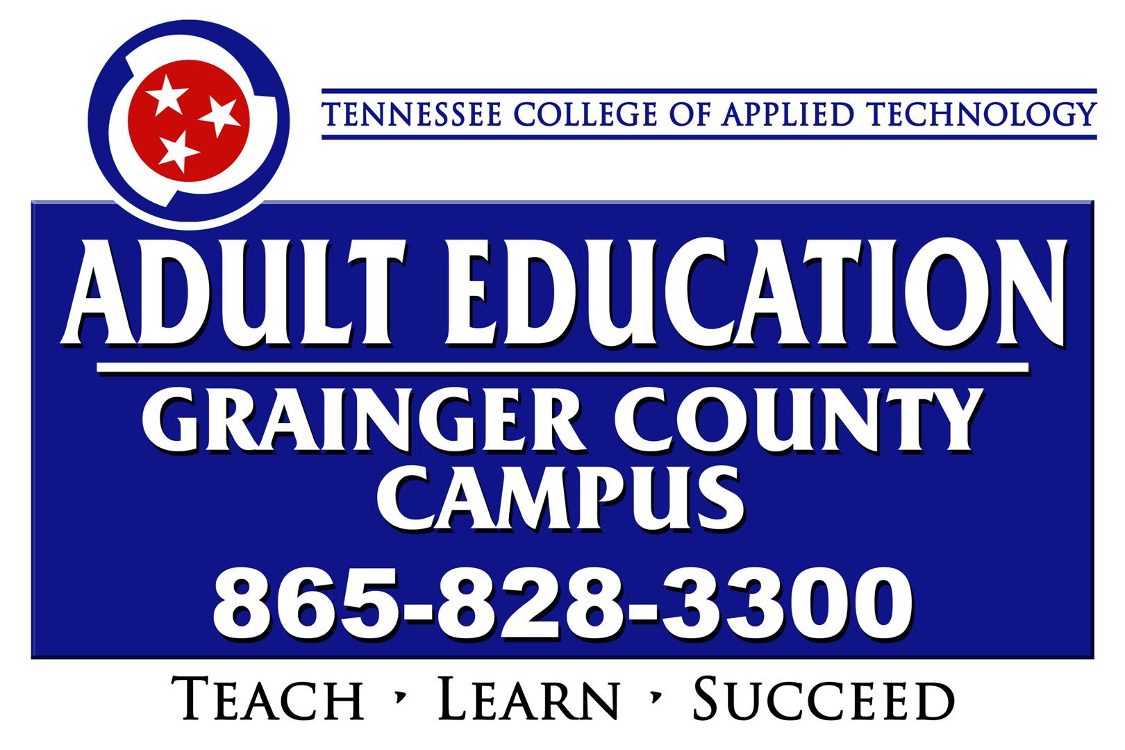 Adult Ed Banner
