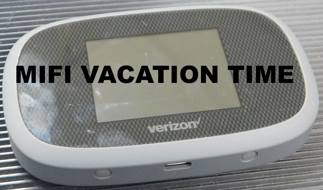 Vacation time for MIFIs