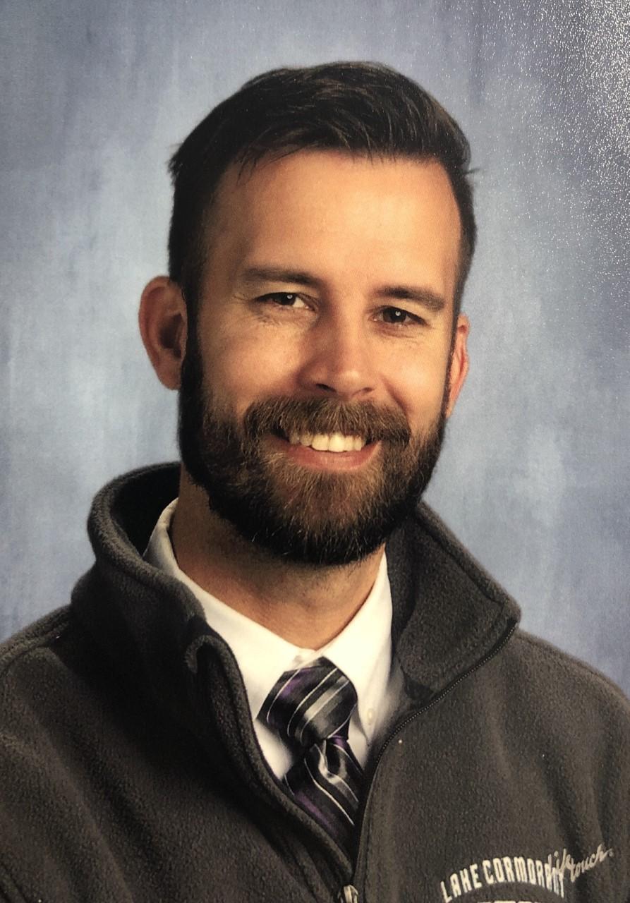 Mr. Andrew Edwards, Asst. Principal