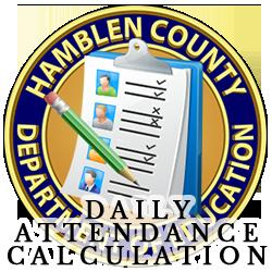 School Daily Attendance Link