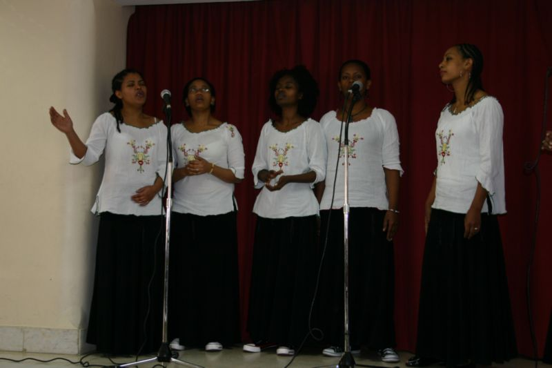 Group Singing