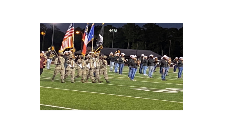 ROTC Friday Night