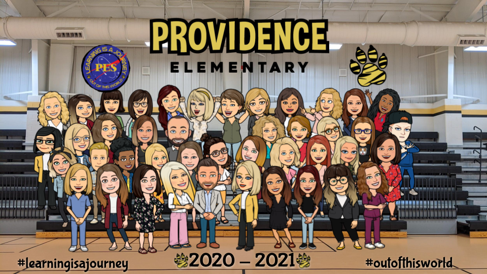 PES Staff 2020
