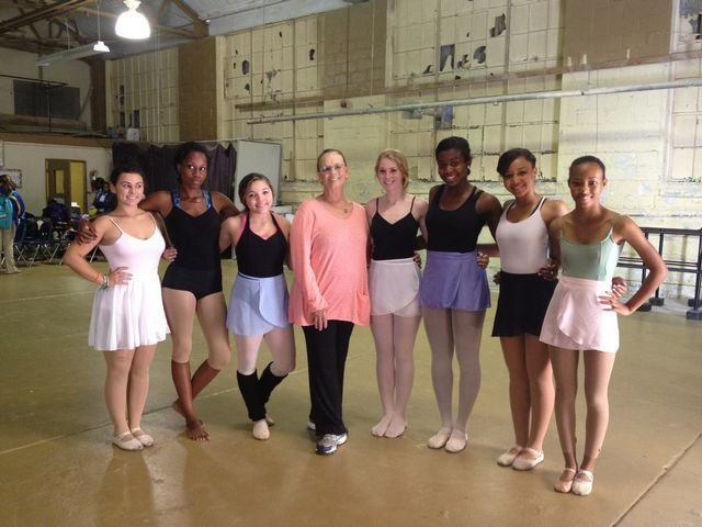 Master Class at Murphy with JoAnn Christopher