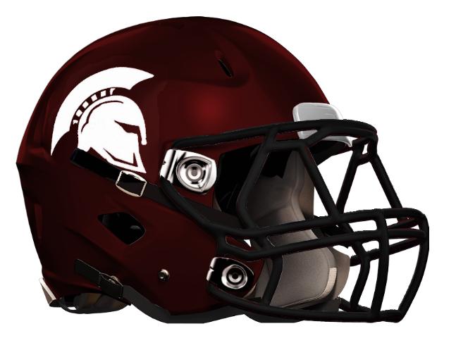 CHS Football Helmet