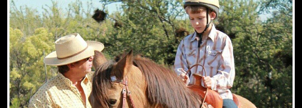 horsemanship left