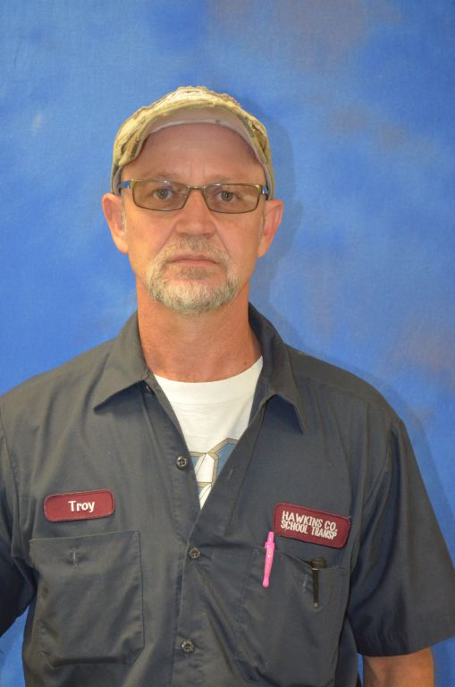 Troy Marcum Shop Supervisor