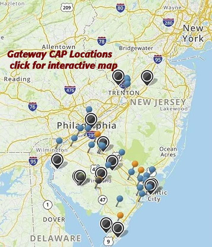 Gateway MAP