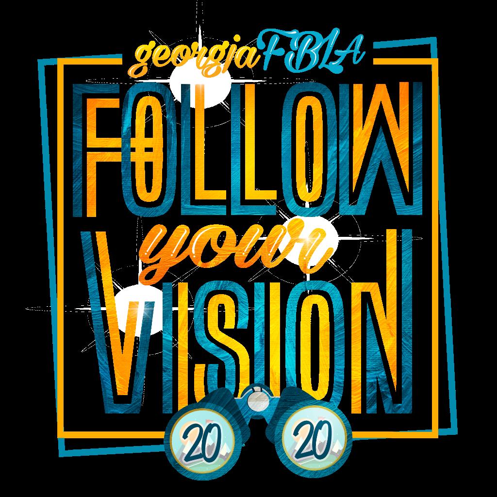 Follow Your Vision Logo