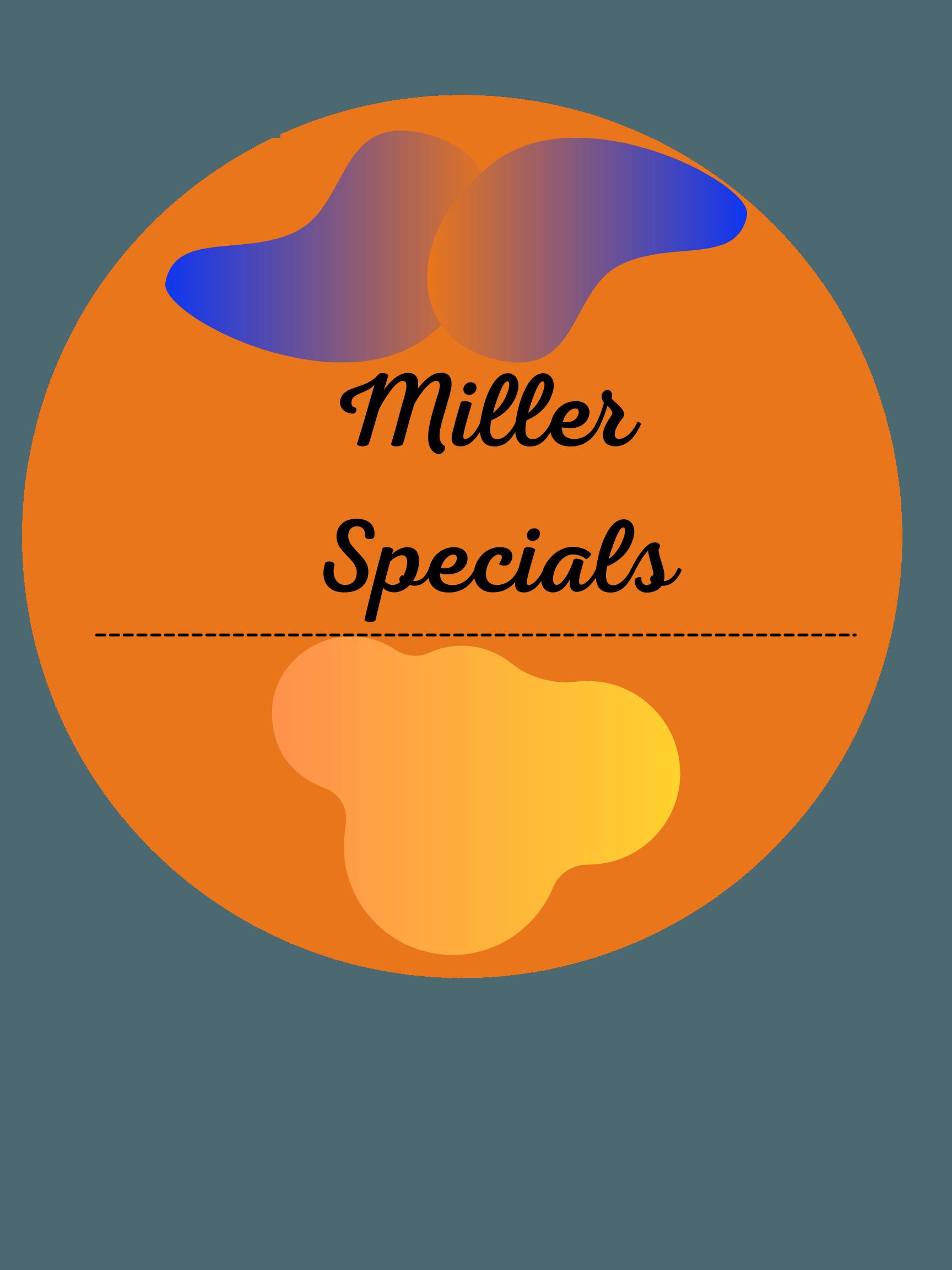 Miller Specials WR