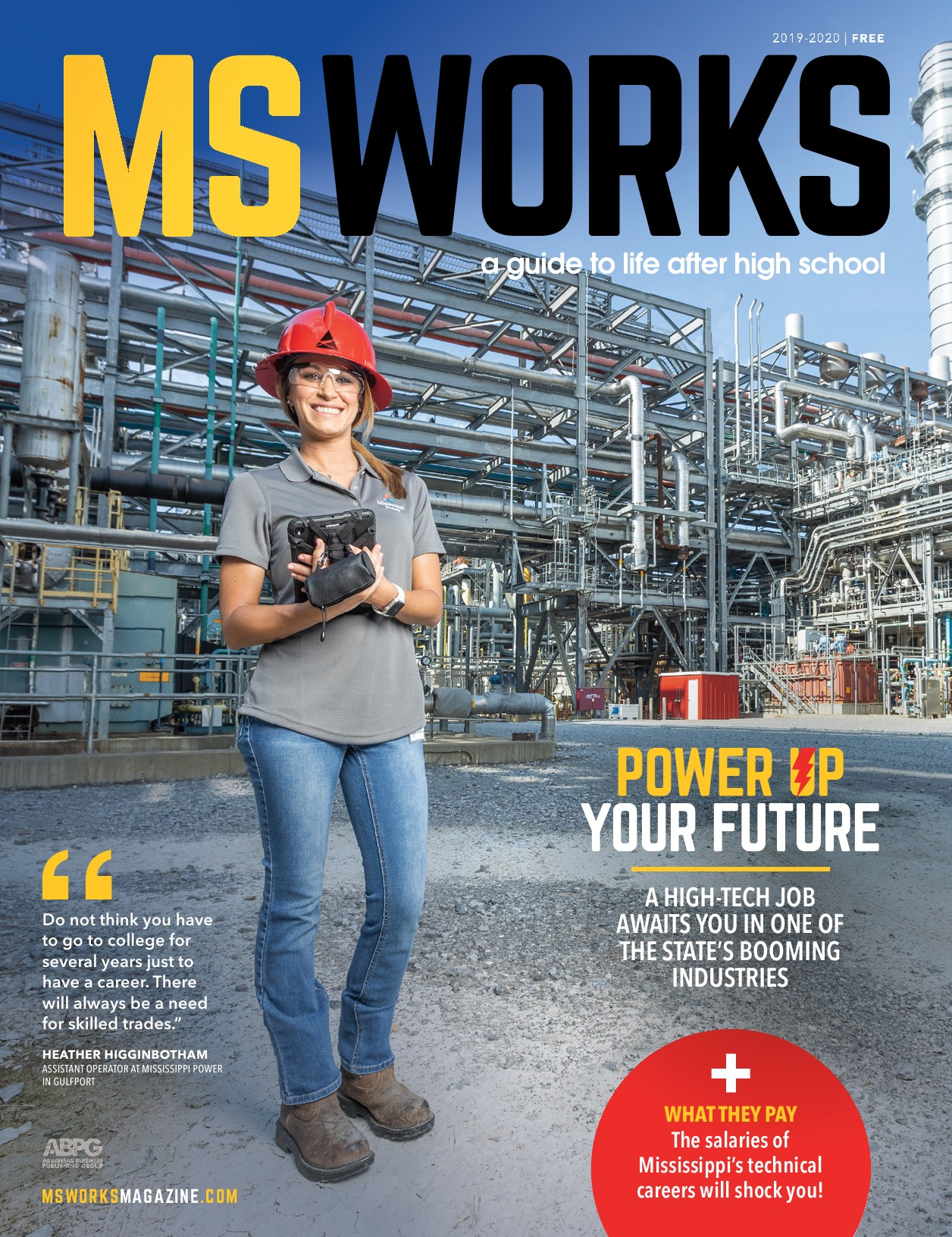 Mississippi Works Magazine