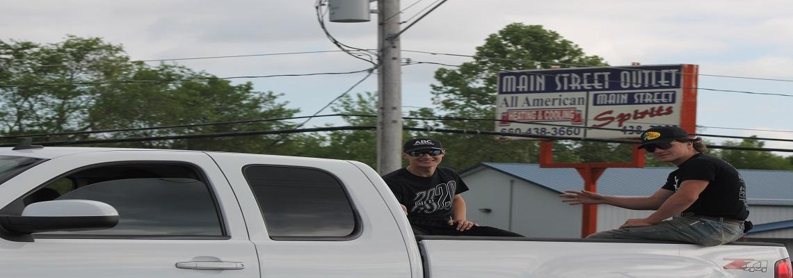 Senior Caravan