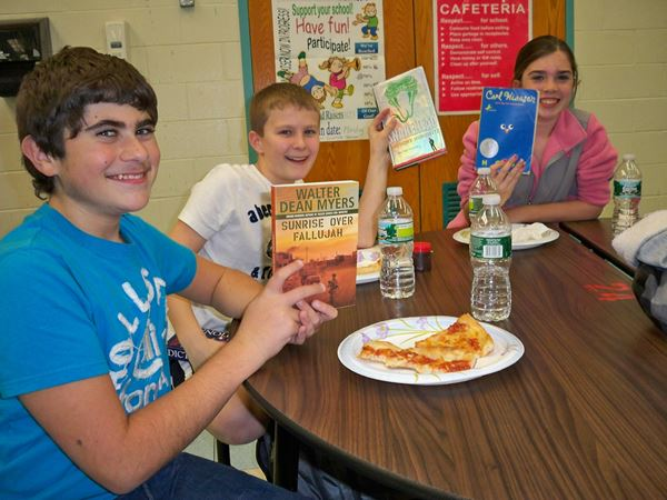 students battle of the books