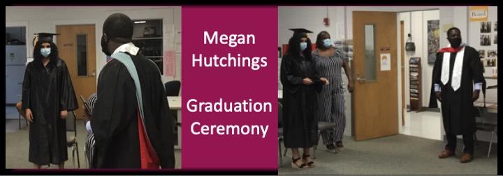 Megan Graduation
