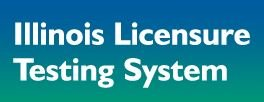 Illinois Licensure Testing System Logo