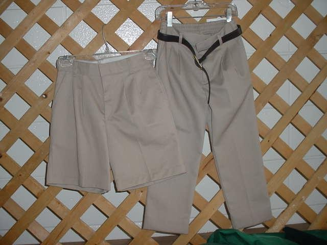 Boys' Uniform Bottoms