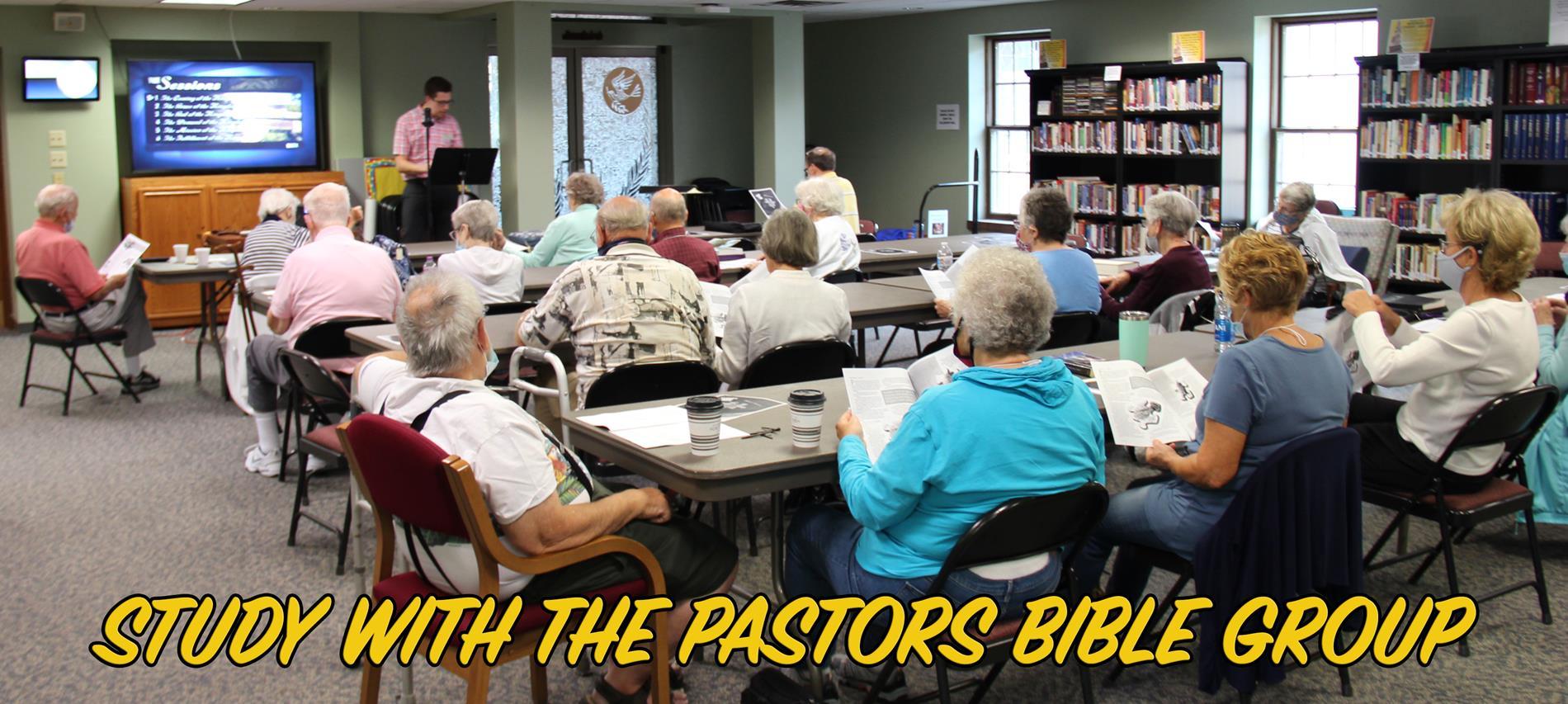 Senior Bible Study