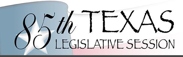 85th Texas Legislative Session