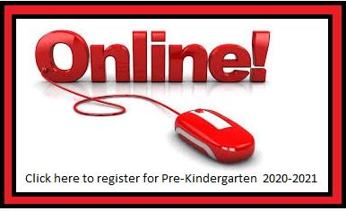 PreK 2020-2021 Registration