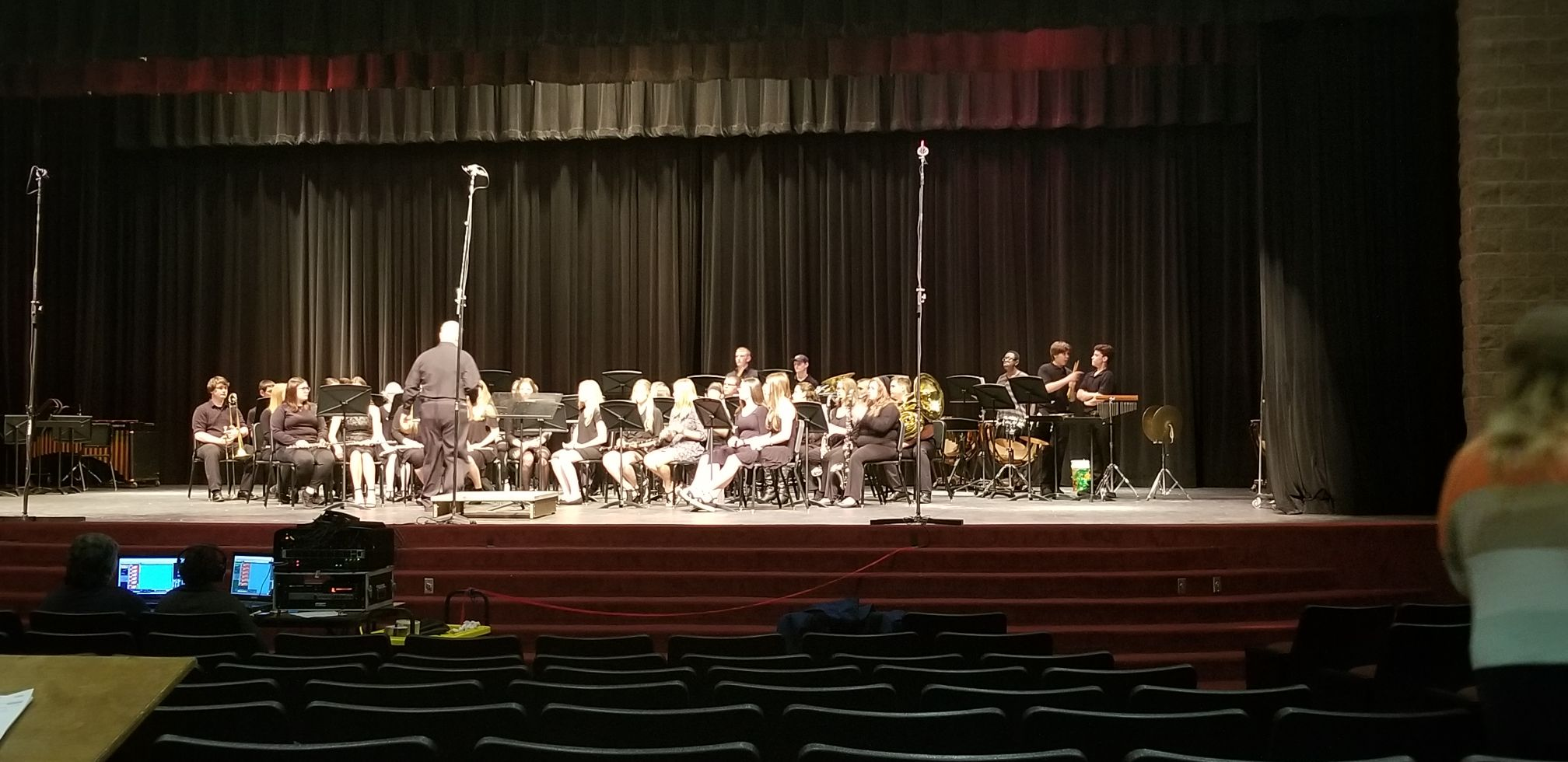 2020 Hamilton UIL Band Competition Concert