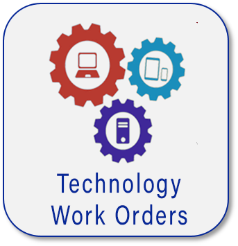 Technology Work Ord Button