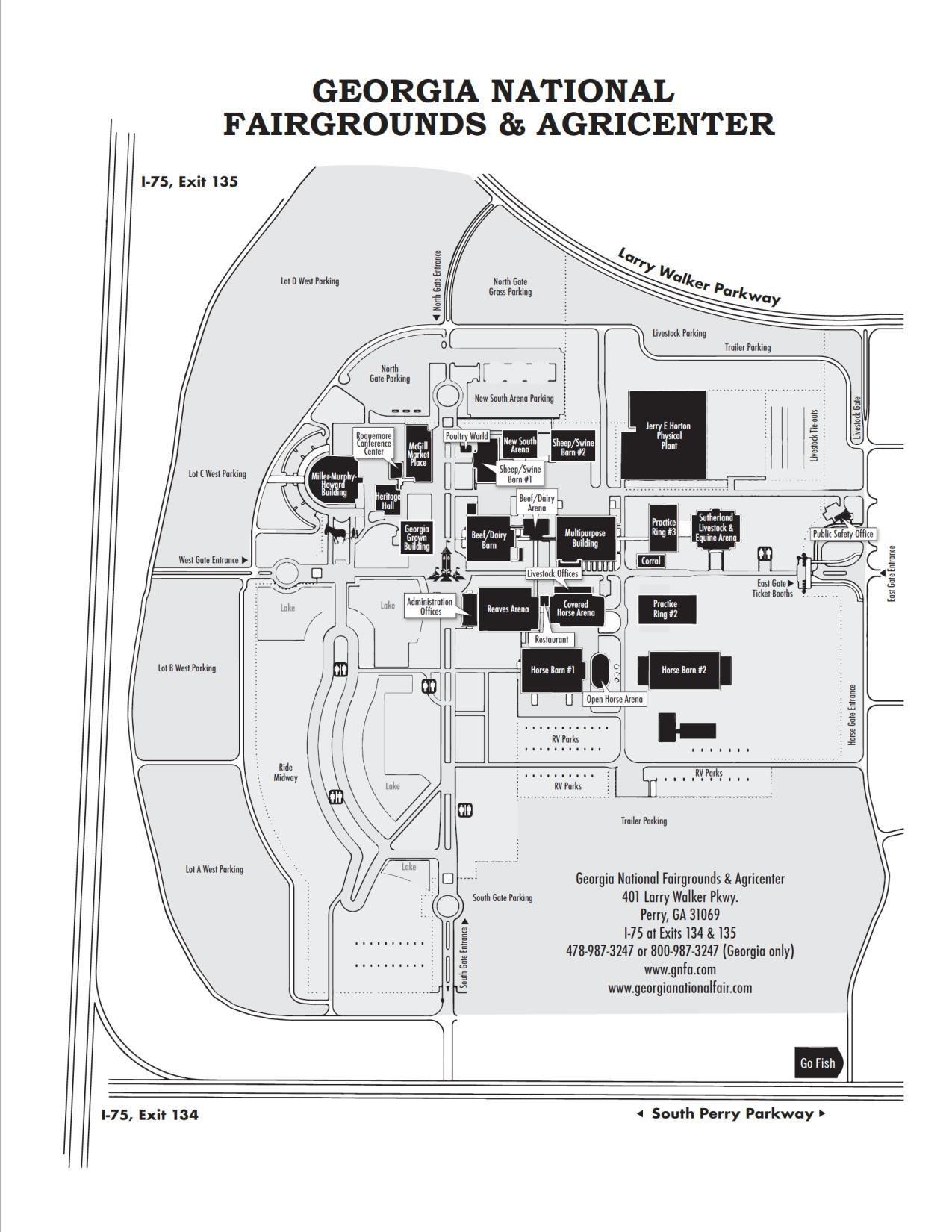 GNFA Map