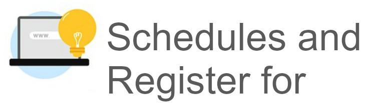 Register For