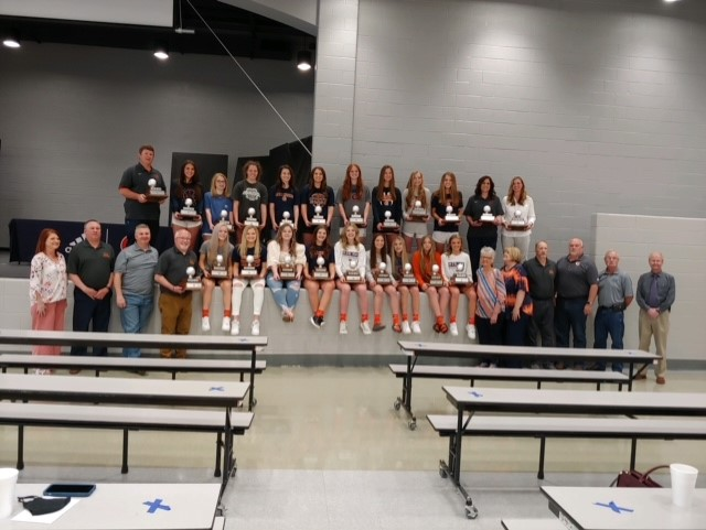 School Board; Director Honors Lady Grizzlies