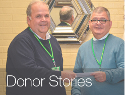 Donor Stories