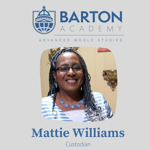 Mattie Williams Custodian