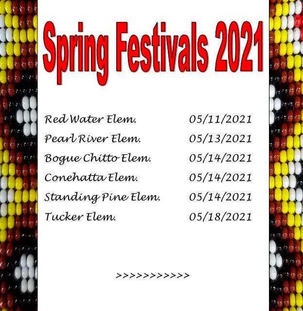 Spring Festivals 2021
