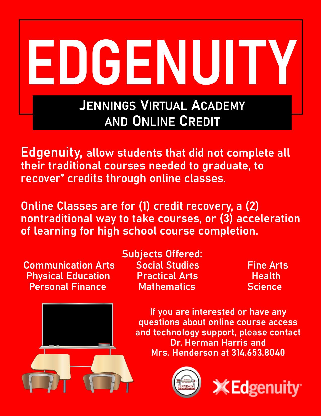 edgenuity flyer