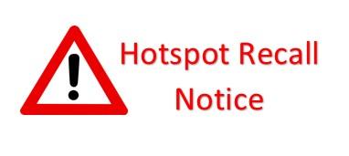 Hotspot Recall