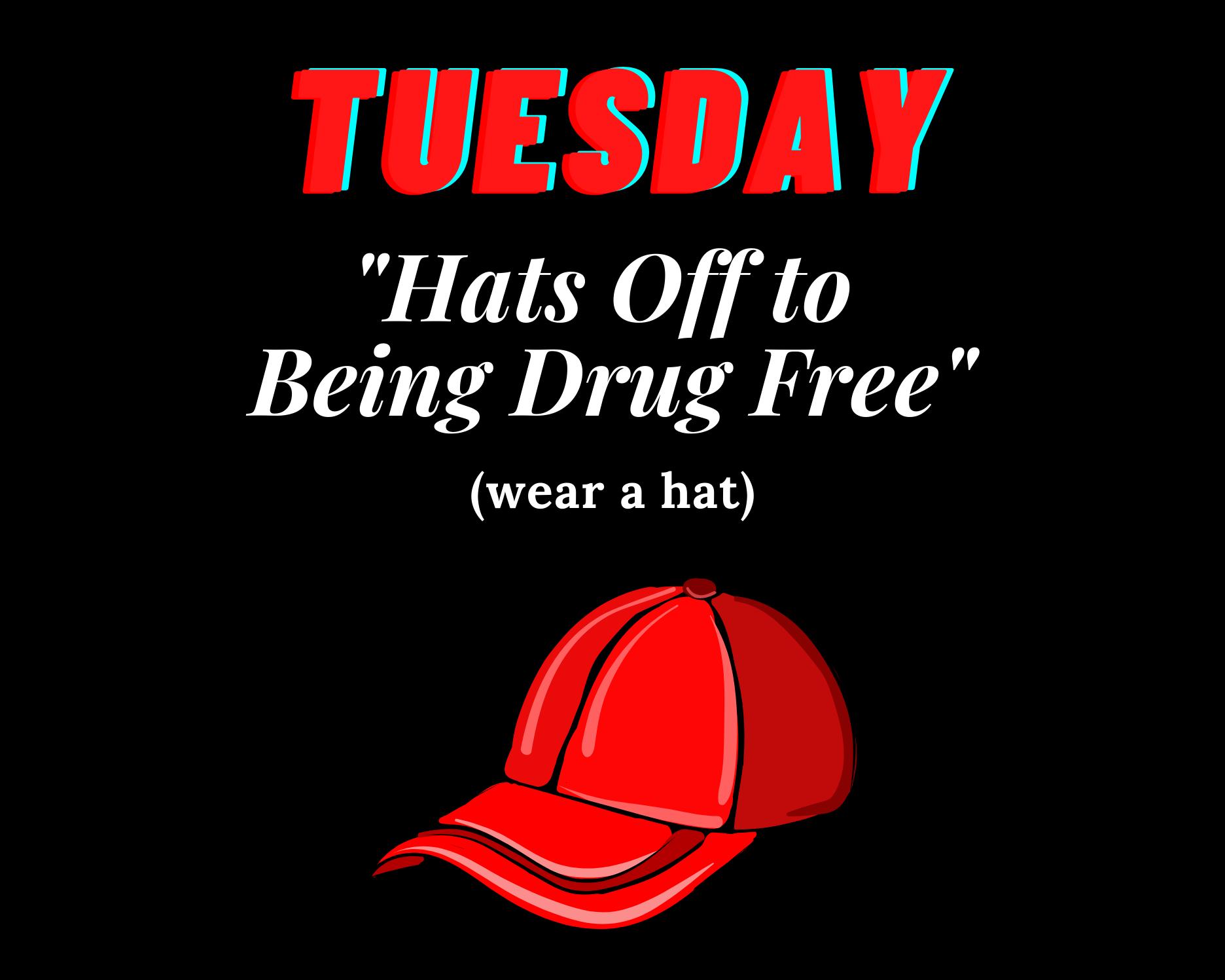 Red Ribbon Week Tuesday