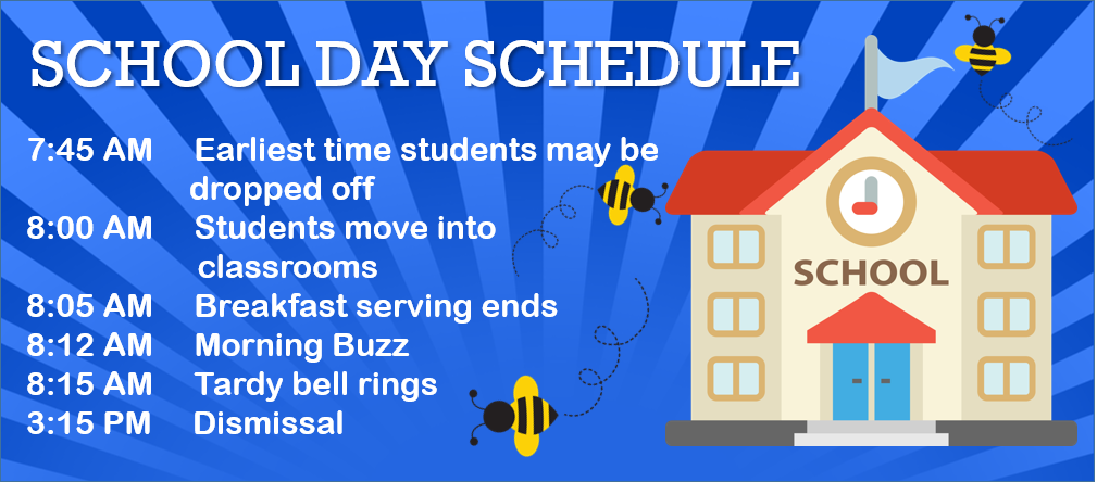 school day schedule