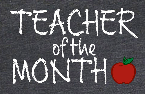 Teachers of the Month