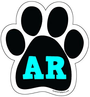 Accelerated Reader Paw Icon