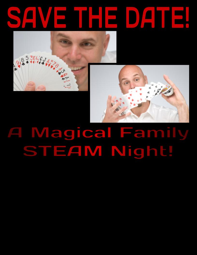 Family STEAM Night