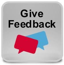 Give Feedback Button