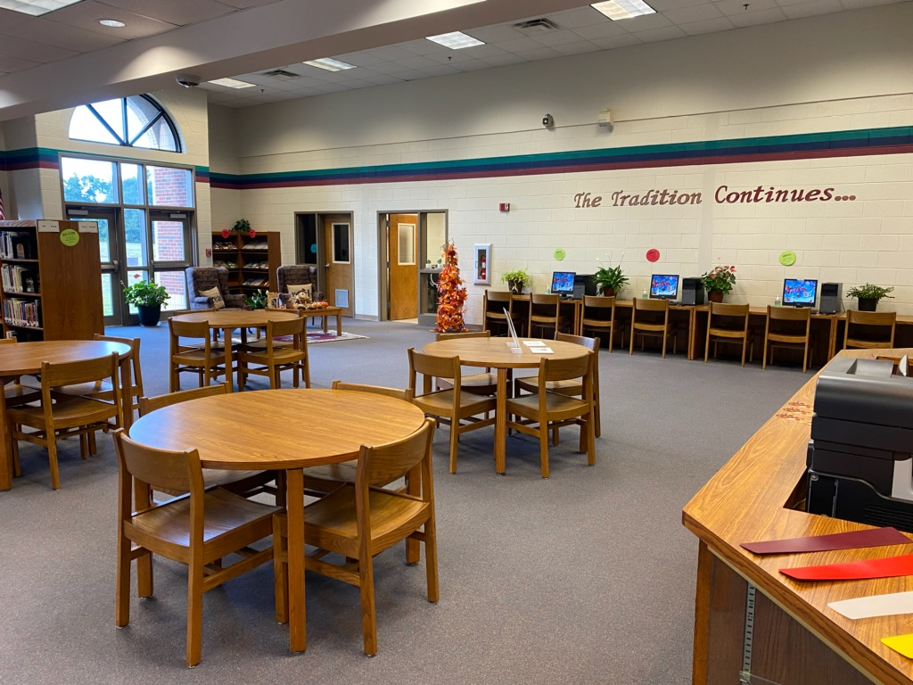 Bowdon Middle School Media Center