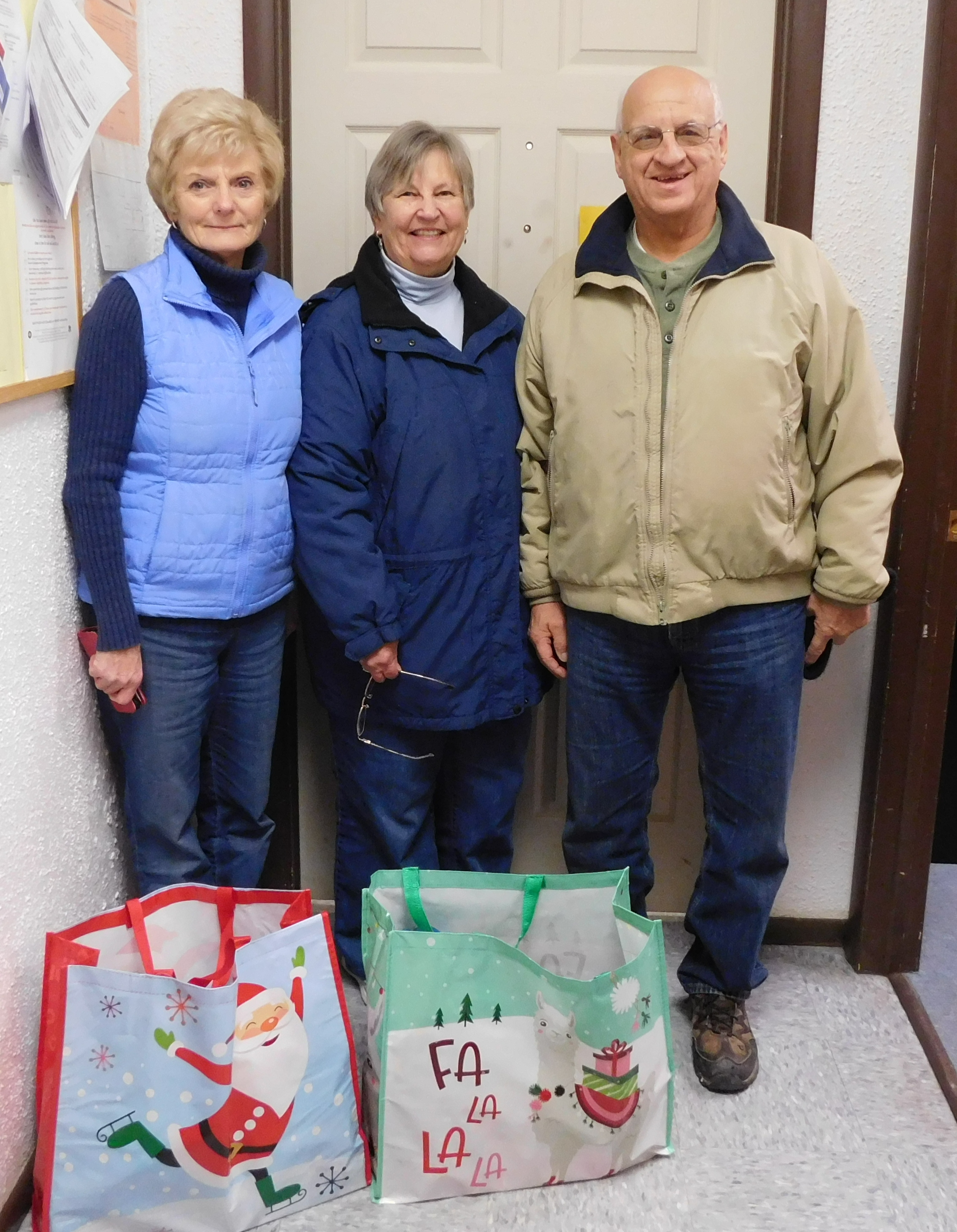 Wellsboro Food Pantry delivered holiday spirit