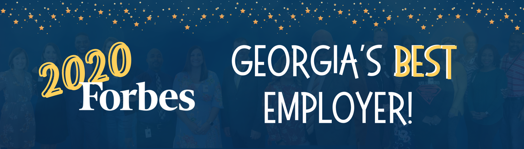 2020 Forbes Georgia's Best Employer