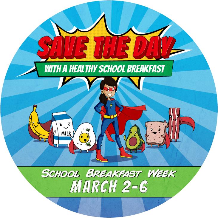 School Breakfast Week