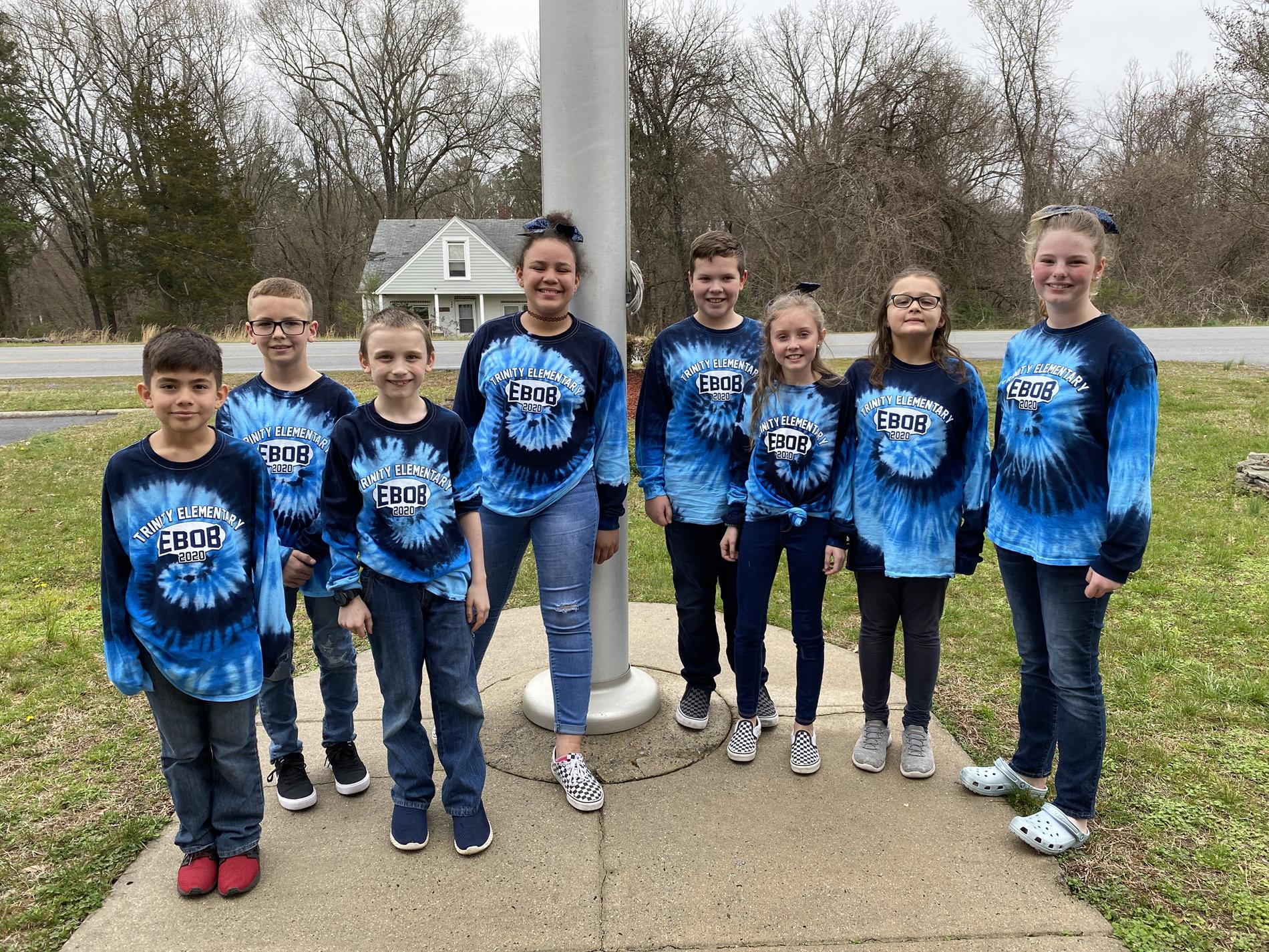 Battle of the Books Student Team