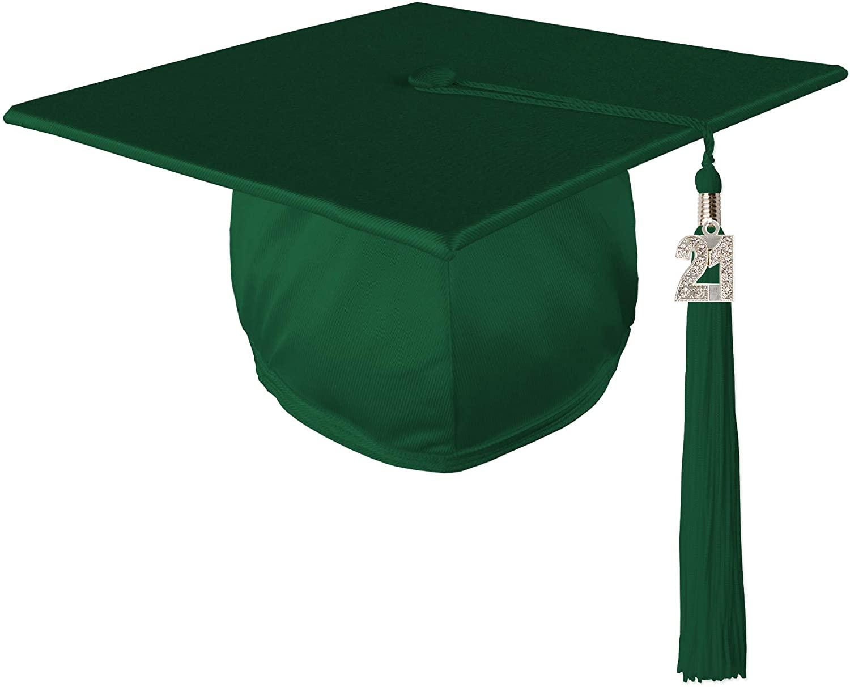 THS grad cap 2021